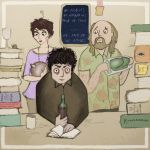 Black Books by CheshireSpider