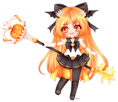 Gaia Chibi Auction by Hakoinu