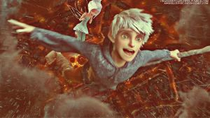 Periwinkle/Jack Frost by angeelous-dc