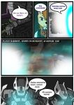 Young Warriors Unleashed Page 1 by Admiral-Kevin