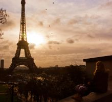 Paris by NicoAnythingElse