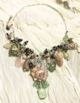 shell barocco necklace by JustOldPurpleAngel