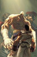 Street Fighter 4 Cover by UdonCrew