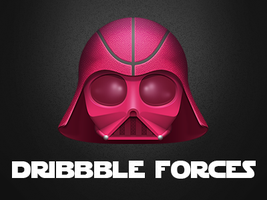 Dribbble forces by Shurik-deen