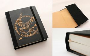 Hunger Games Journal by GatzBcn