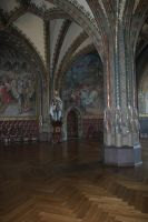 Medieval room 8 by almudena-stock