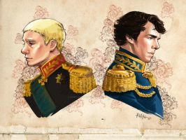 johnlock by ermitanyongpalits