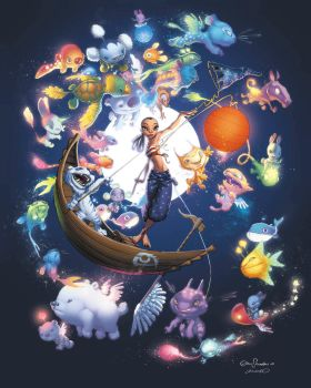 Chris Sanders Dream Catcher by CeeCeeLuvins
