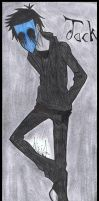 Eyeless Jack by wicia456