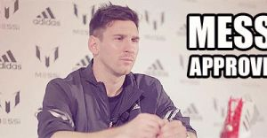 Messi Approves GIF by Lord-Iluvatar