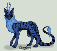 AliceTheHunted : Liger by GuardianAdoptables