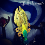 The Golden Feather - Windwaker by FluffableSheep