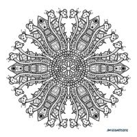 Mandala 50 by Mandala-Jim