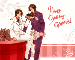 Happy Birthday- GYRHS by ROSEL-D