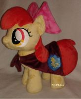 Apple Blooms with CMC cape by MLPT-fan