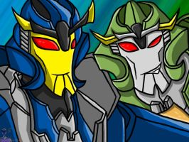 TFP: Twin's 1 by Sailor-Moon-Ranger