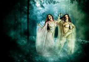 cosplay VAN HELSING - Aleera and Marishka by AsherWarr
