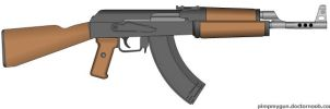 The First AK by GeneralTate