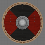 Viking Shield Front Final by Beowulf71
