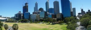 Perth CBD by shellz53