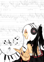 Musical reaper by Maheby