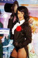 Zatanna Amy by dashcosplay