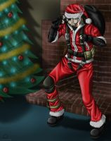 CQC: Close Quarters Christmas? by Scourge-Is-Awesome