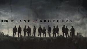 JERICHO  BAND OF BROTHERS by AngelCARMINE