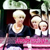 Miley  Cyrus  Blend by JoDirectioner