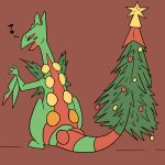 Tis the Season (for staying indoors playing pkmn) by genericfandom
