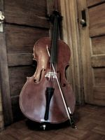 Classic Cello by LaLoBaloo