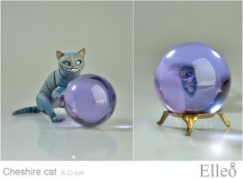 Cheshire-cat bjd doll 14 by leo3dmodels