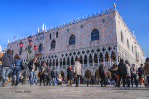 Palazzo Ducale. by CelticCari