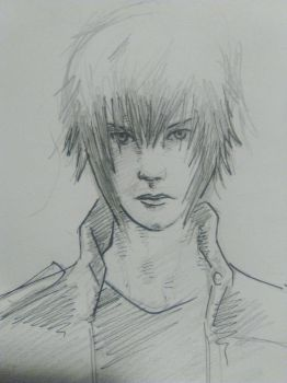 Noctis sketch by MarcCaixas