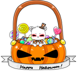 Happy Halloween by TouchMahBones