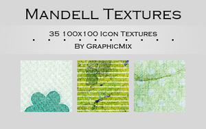 Textures 003: Mandell by graphicmix