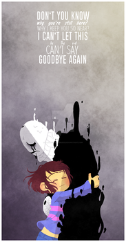 UNDERTALE - Please be here - by BloodyArchimedes