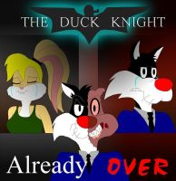 The Duck Knight: Already Over by Dragon-Wing-Z