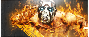 Borderlands Hot Edition by Killou-Xx