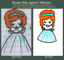 Meme Before and After by IreinicFantasy