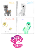 MLP - Varia by zombielover94