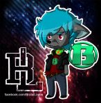 Boltex chibi (comision) by PiTY91