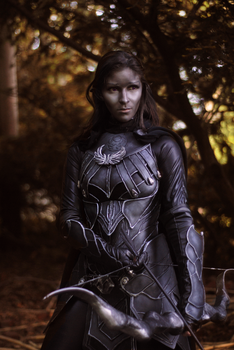 Skyrim Cosplay - Karliah by Aicosu