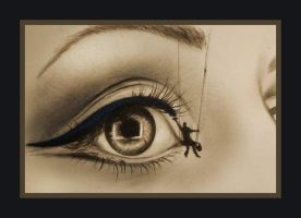Eye Liner by Julibean713