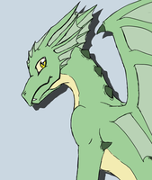 Dragon by catlover1672