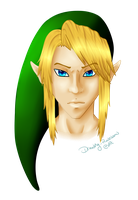 Link by Drawing-Rainbow