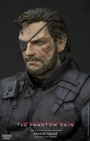 Metal Gear Solid V The Phantom Pain by SimonFX