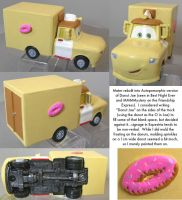 Kitbash: Donut Joe truck by dvandom