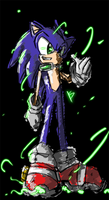 Sonic Glow by SHADOWPRIME