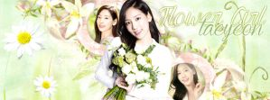 Flower Girl Taeyeon by ppanylove